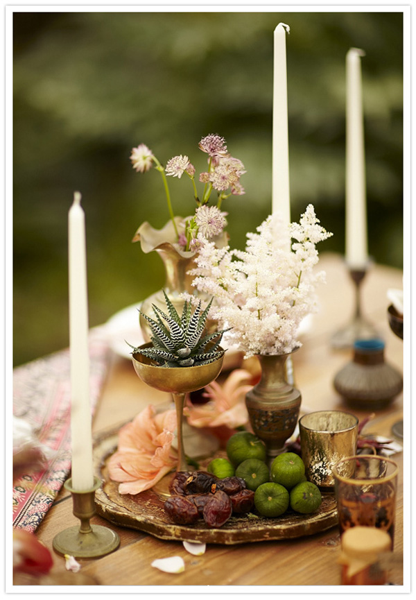 bohemian party decor ideas